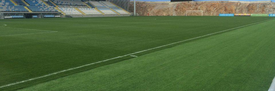Umjetna trava projektirana da nogometašu pruži najveće standarde kvalitete